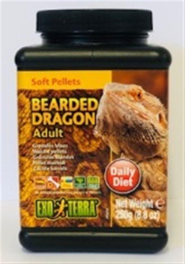 bearded dragon food adult 250g exo terra livefoods. Black Bedroom Furniture Sets. Home Design Ideas