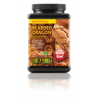 Bearded Dragon Food Juvenile 540g - Exo Terra
