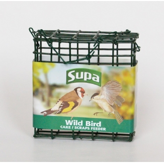 Suet Block/Scrap Feeder